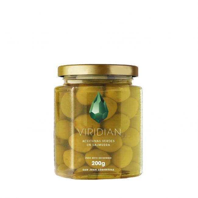 Aceitunas Verdes Viridian