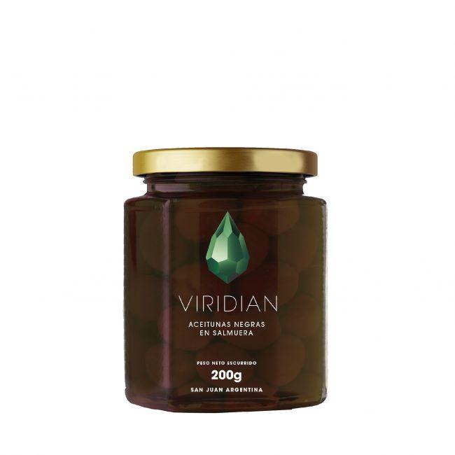 Aceitunas Negras Viridian